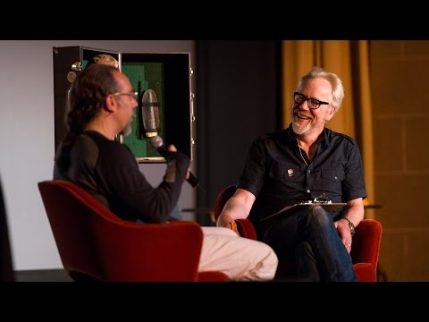 Adam Savage Interviews Google X's Astro Teller - The Talking Room