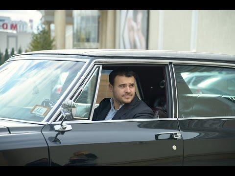 Эмин показал свои авто: Rolls Royce Coupe и Cadillac Fleetwood 1969 года