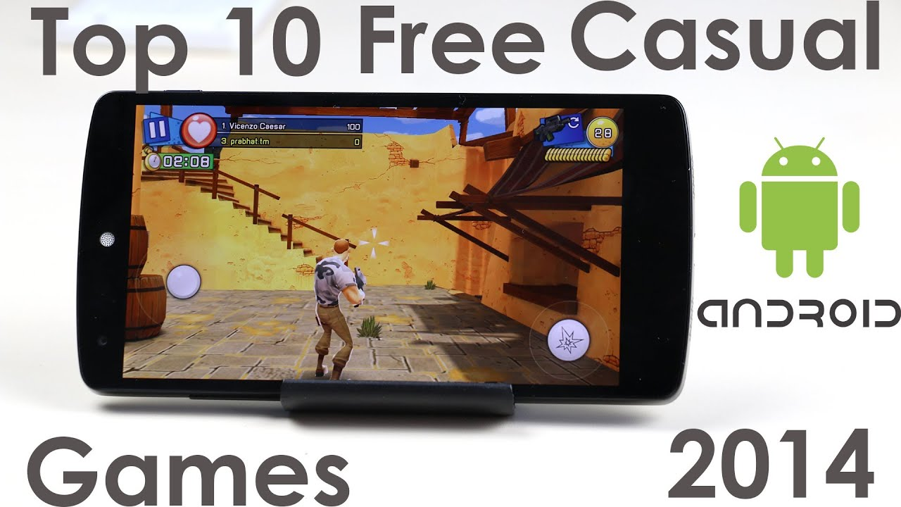 google play best free games 2014
