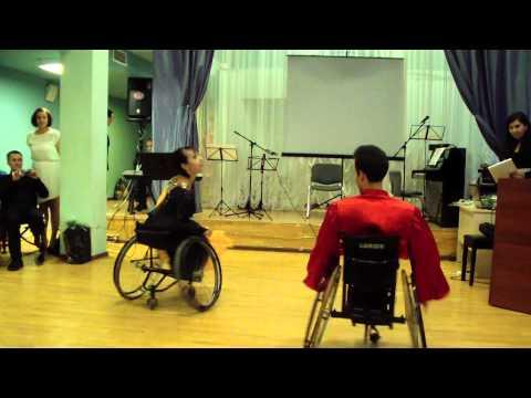 Сергей Антонов и Александра Бердник (видео ZameeR)