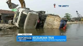 Download Lagu Sopir Mengantuk, Truk Kontainer Tabrak Truk Gandeng Gratis STAFABAND