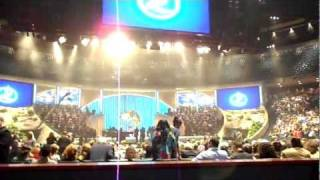 clips from lakewood church to see Pastor Joseph Prince.AVI