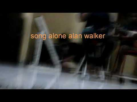 Song alone-alan walker(dj palsu) kids jaman now