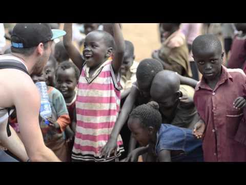 Feet That Move in Uganda