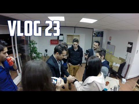 Vlog 23: Fin de a�o, la sagrada familia y mucha fiesta