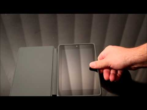 Google Nexus 7 Tablet - Asus Case Review