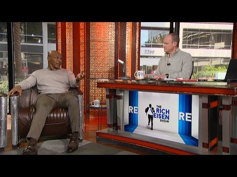 "Mike Tyson Talks New Film ""Champs"" on The RE show – 3/13/15"