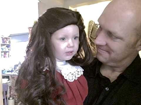 Christmas017 Lexi as Belle again Video