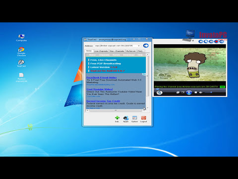 Cum putem inregistra posturi TV cu ajutorul lui Sopcast - Tutorial Video HD