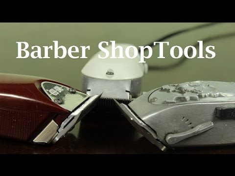 Barber Shop Tools (Which One Is For YOU)