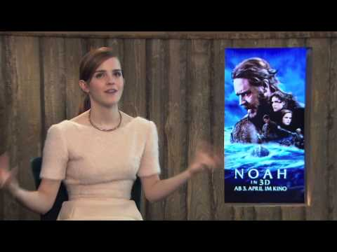 Emma Watson Interview - NOAH - Berlin - 2014 - Harry Potter