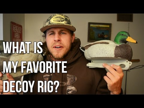 What Is The Best Decoy Rig?!? | Waterfowl Wednesday