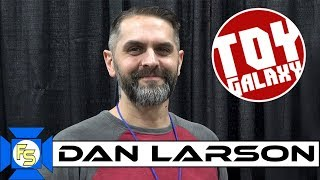 TOY GALAXY's Dan Larson on YouTube and... Toys! – Interview