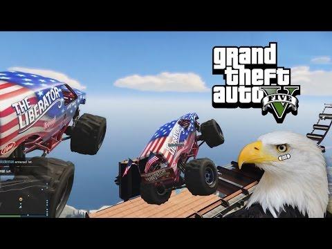 AMERICA F*CK YEAH - GTA 5 Gameplay