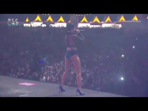 Halsey- Lollapalooza  Brasil 2016 (LIVE)