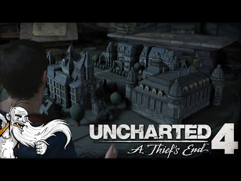 """""""WHAT IS THIS...A PIRATE CITY FOR ANTS?!?"""" Uncharted 4 Ep 12 1080p HD PS4 Gameplay Walkthrough"""