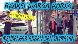 Download Lagu REAKSI ORANG KOREA LIHAT TKI SHOLAT JUM'AT DI DEPAN STASIUN Gratis STAFABAND