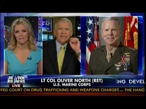 Joint Chief Top Marine Criticizes Obama Admin For Handling Of U.S. Troops In Iraq - The Kelly File
