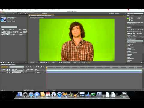 Adobe After Effects Keylight Tutorial