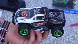 JJRC Q35 monster truck AWD - test, recenzja, review zdalnie sterowanego samochodu RC 1:26