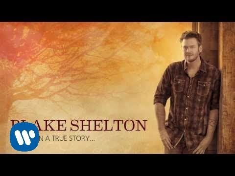 Blake Shelton - boys 'round Here (feat. Pistol Annies & Friends) Official Audio video