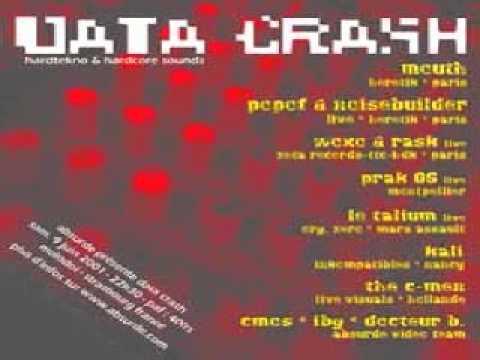 Popof Vs Noisebuilder [Heretik] Live @ DataCrash 4 2001 Strasbourg