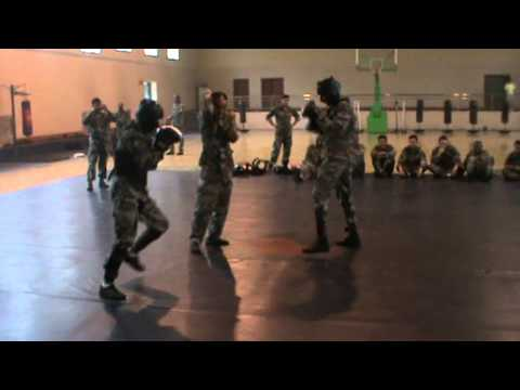 Hand to Hand Combat Training in China Image 1