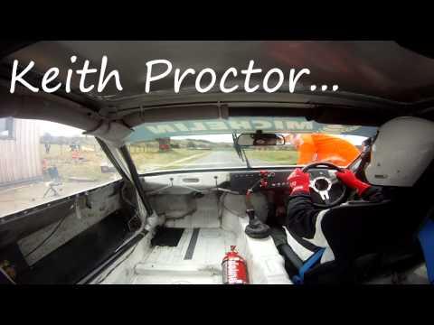 Harewood Hillclimb april 2013 Ben and Keith Proctor