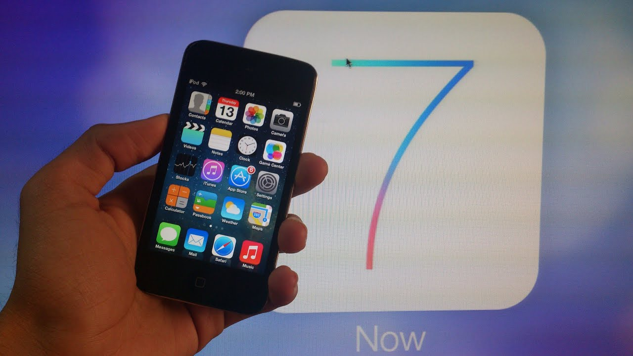 Get iOS 7 on iPhone 3GS and iPod 4G [Cydia Tweaks]
