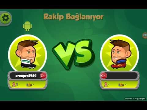 Kafa Topu Online Eren VS Çağdaş -Eren-  Çağda...