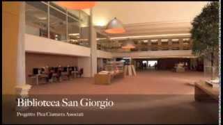 Mattoni Faccia vista- Progetto Biblioteca Sangiorgio Pistoia