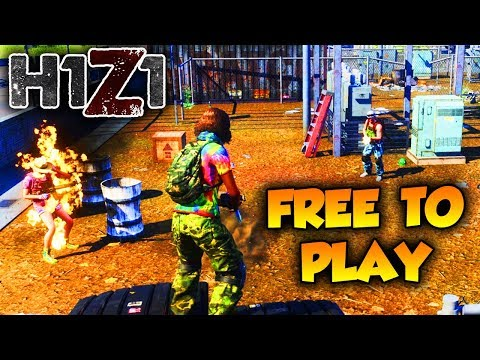 H1Z1 Going Free To Play