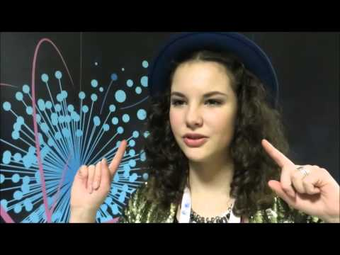 JESC 2015: Interview with Shalisa (Netherlands)