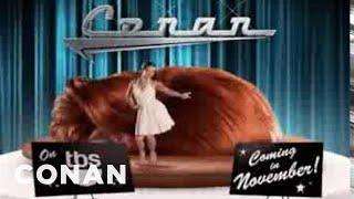 Thumb 7 Comerciales para el nuevo show de Conan O'Brien: Conan