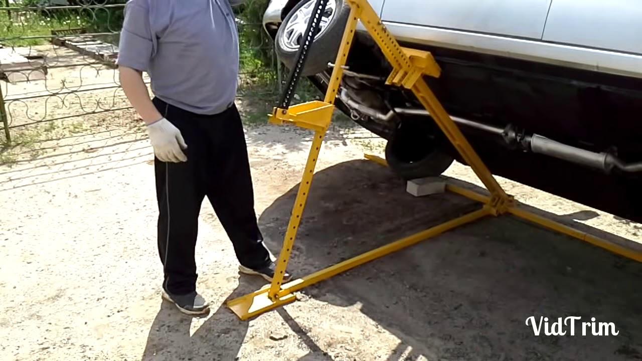 Самодельные приспособления для автомобиля