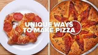 Unique Ways To Make Pizza