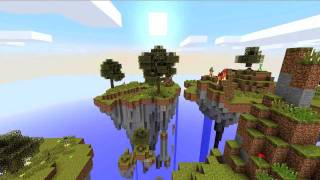 Minecraft - Floating Survival Island [Trailer & Download]