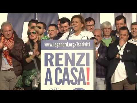 #renziacasa - intervento di Souad Sbai