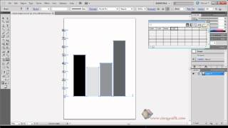 Adobe İllustrator Cs5 - Cs5.5 Column Graph Tool Kullanımı
