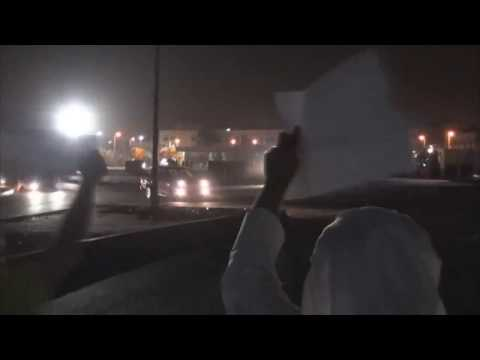 Bahrain :Angry Peaceful demonstrations in sitra island and Police Repression Them(1)