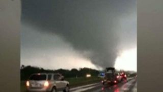 Crews search East Texas for tornado survivors