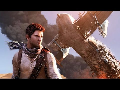 Uncharted3 videolike for Uncharted 3 mural puzzle
