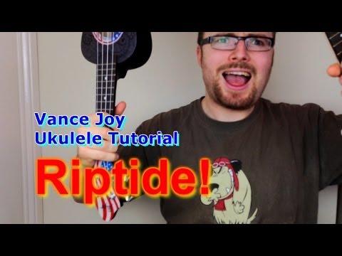 Riptide - Vance Joy (Ukulele Tutorial)