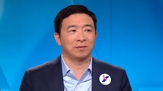 Andrew Yang on how the U.S. can adapt to its new economic realities