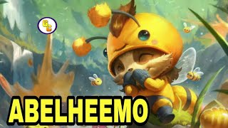 🔵SKIN ABELHEEMO LEAGUE OF LEGENDS SKINS 2018 LOL TEEMO - NOVA SKIN TEEMO BEEMO TEEMO ABELINHA NEW