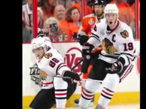 Here Come The Hawks Stanley Cup Rap Song! by QUESNE