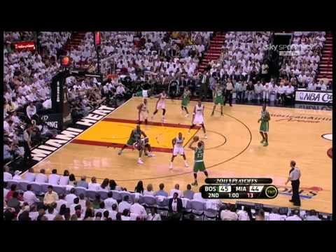 2011 ECSF Miami Heat V Boston Celtics Game 5