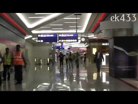Dubai International Airport   Terminal 3   Concourse A