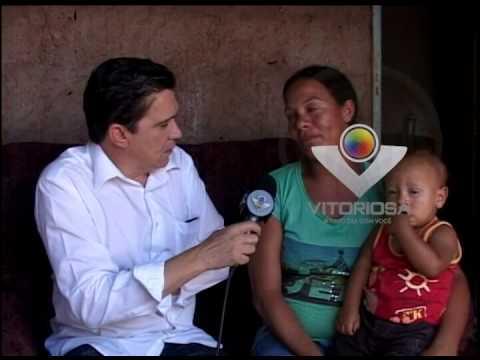 Família não consegue oportunidades em Araguari e passa por dificuldades Parte 1
