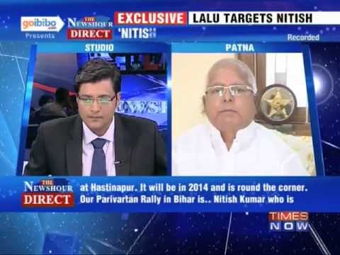 The Newshour Direct: Lalu Prasad Yadav